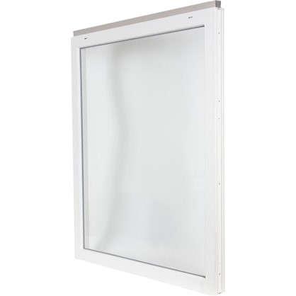 Окно ПВХ одностворчатое 120х100 см глухое цена