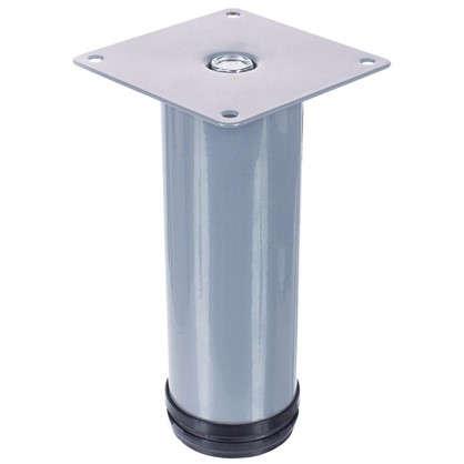 Опора круглая 150х50 мм цвет серый цена