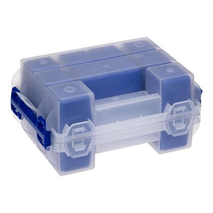 Органайзер наборный Твин пластик цвет синий цена