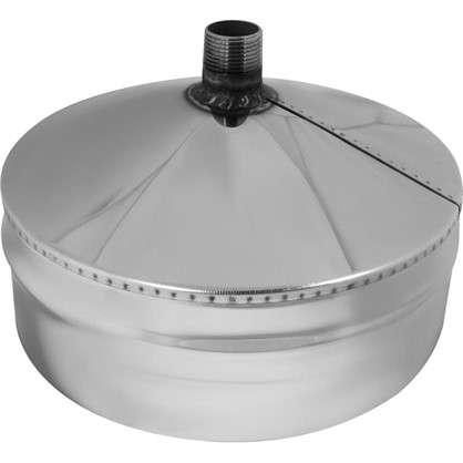 Отвод конденсанта для сэндвича 430/0.5 мм D210 мм