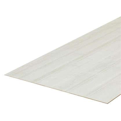 Панель 2440х1220х3 мм цвет дуб арктика 2.98 м2 цена