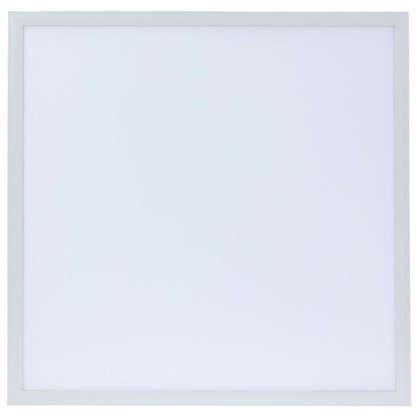 Панель светодиодная 59.5х59.5х0.8 см 40 Вт 6500 К свет холодный белый цена