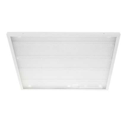 Панель светодиодная IEK Призма 6560-P 36 Вт 6500 К цвет белый цена