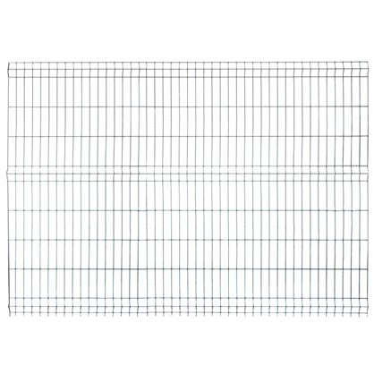 Панель заборная Light 1.73х2.5 мцвет цинк цена