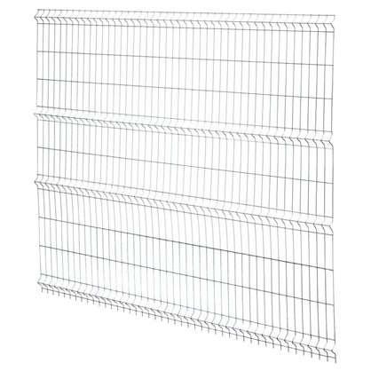 Панель заборная Light 2.03х2.5 м цвет цинк цена