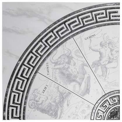 Панно Alon 86x86 см цвет серый
