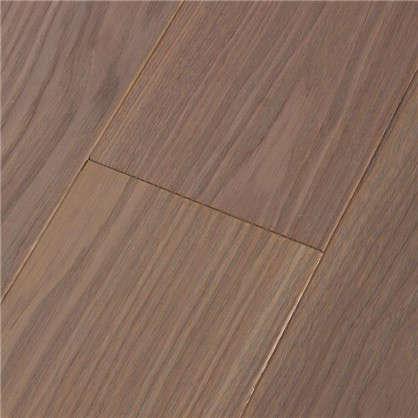 Паркетная доска однополосная Ясень серый лак 0909 м2