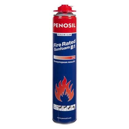 Пена монтажная Penosil огнеупорная профессиональная 750 мл цена