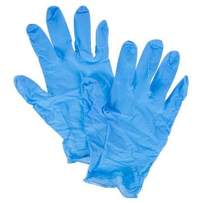 Перчатки нитриловые Dexter 100 шт. цена