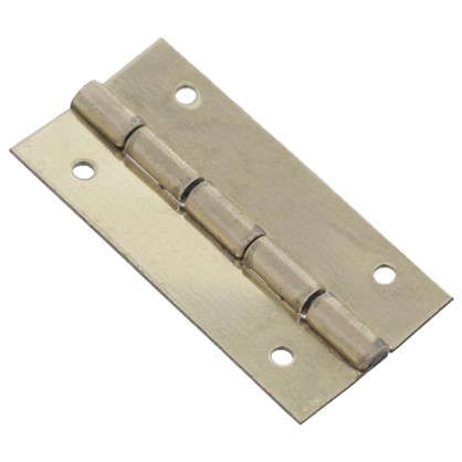 Петля накладная для шкатулки 12х25х0.5 мм металл цвет латунь 4 шт. цена