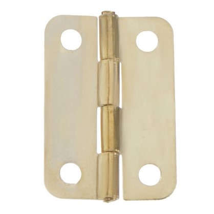 Петля универсальная GAH-Alberts 24x16.5 мм 0.5 мм 4 шт. цена
