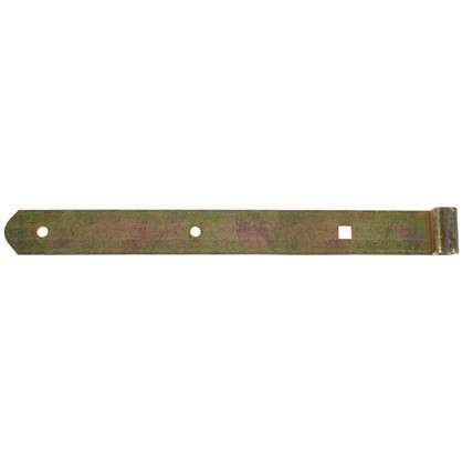 Петля воротная накидная d 10 300x30х3 мм цена