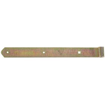 Петля воротная накидная d 13 400x40х5 мм цена