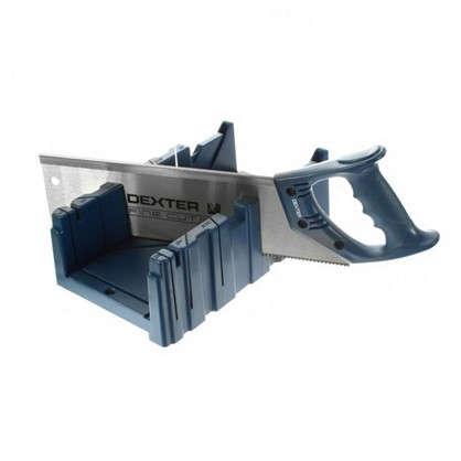 Пила 310 мм с пластиковым стуслом DEXTER цена