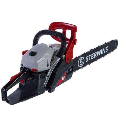 Пила бензиновая цепная Sterwins 56 СС шина 45 см цена
