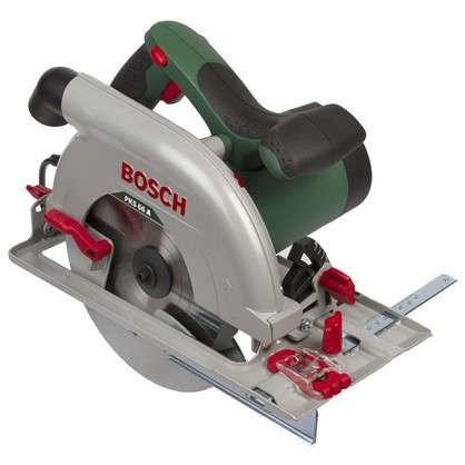 Пила циркулярная Bosch PKS 66А 1600 Вт 190 мм цена