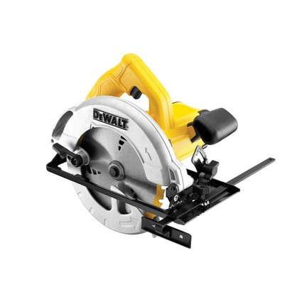 Пила циркулярная DeWalt DWE560 1350 Вт 184 мм цена