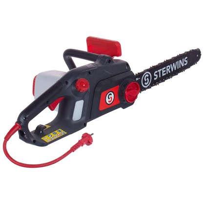 Пила электрическая цепная Sterwins 2200 Вт шина 40 см цена