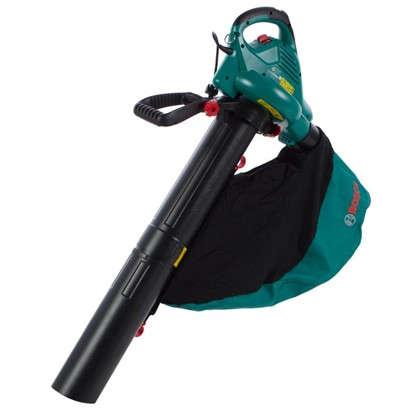 Пылесос-воздуходувка садовый электрический Bosch ALS 2400 Вт