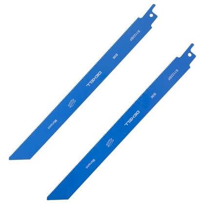 Пилки для сабельной пилы Dexell S1122BF 2 шт. цена