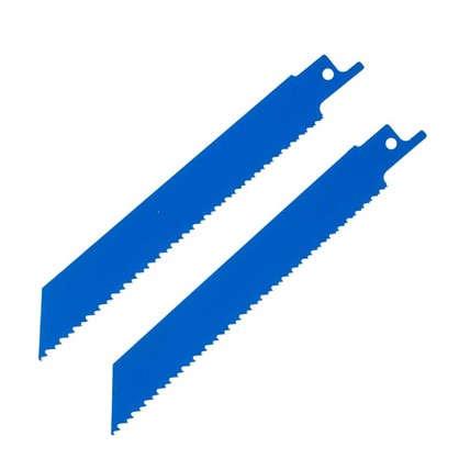 Пилки для сабельной пилы Dexell S123XF 2 шт. цена