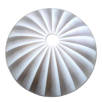 Плафон для подвеса Ассоль цвет белый цена