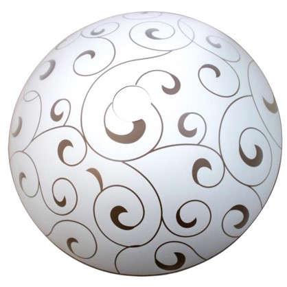 Плафон для подвеса Морокко цвет белый цена