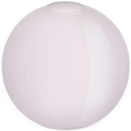 Плафон Полушар 18 см сатин цвет прозрачный цена