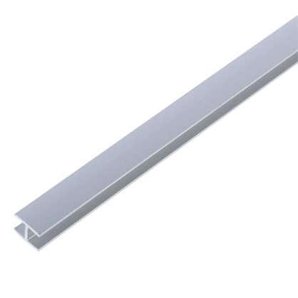 Планка для стеновой панели соединительная 60х5х0.4 см алюминий цена