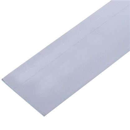 Пластина крепежная 2000x50х2 мм алюминий цена