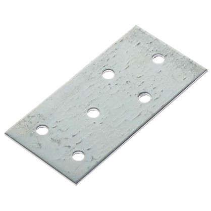 Пластина соединительная 40х80х1.8 мм цена