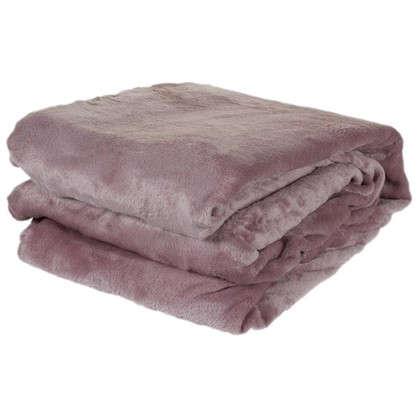 Плед Prestige 200х220 см микрофибра цвет розовый
