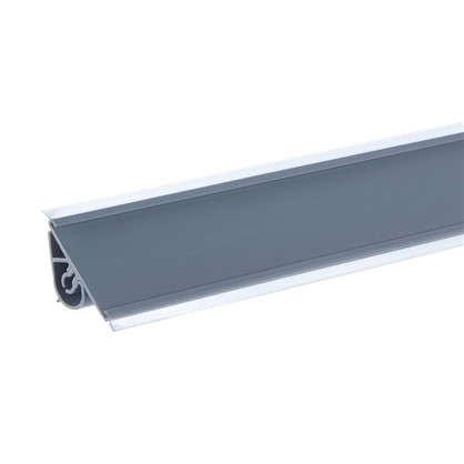 Плинтус для столешницы универсальный 3 м прозрачный цена