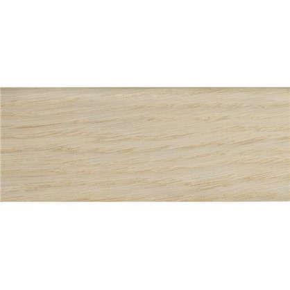 Плинтус напольный шпон 58 мм 2.2 м цвет дуб тач цена