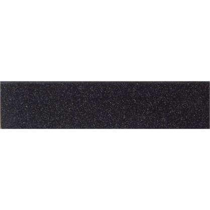 Плинтус неполированный EG10 7x30 см цвет чёрный цена