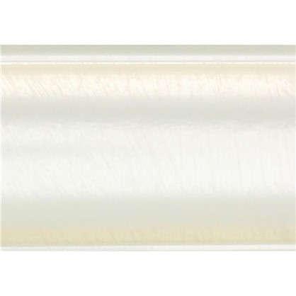 Потолочный плинтус Decomaster  D133-373 20х20х2000 мм цвет серебристый цена
