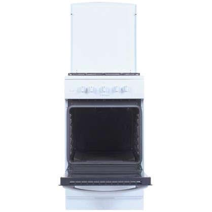 Плита газовая Hansa FCGW51054 50 см цвет белый