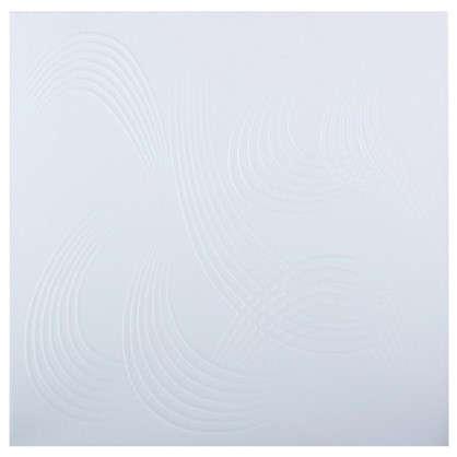 Потолочная плитка экструдированная VTM 0884 2 м2 50х50 см экструдированный полистирол цвет белый цена