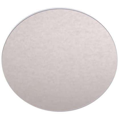 Плитка декоративная зеркальная Круг цвет бронзовый цена