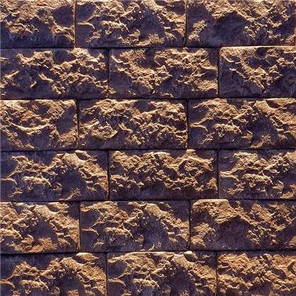 Плитка Доломит цвет шоколадно-коричневый цена