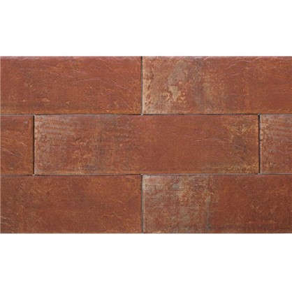 Плитка фасадная Loft brick chili 0.6 м2 цена