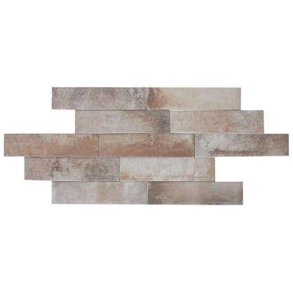 Плитка фасадная Piatto sand 0.48 м2 цена