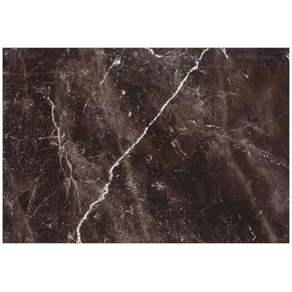 Плитка наcтенная Помпеи 1Т 27.5х40 см 1.65 м2 цвет черный