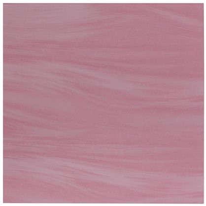 Напольная плитка Агата 32.7х32.7 см 1.39 м2 цвет розовый