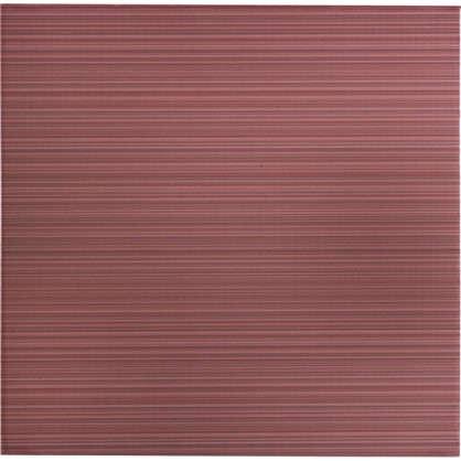 Напольная плитка Дельта 30х30 см 0.99 м2 цвет розовый цена