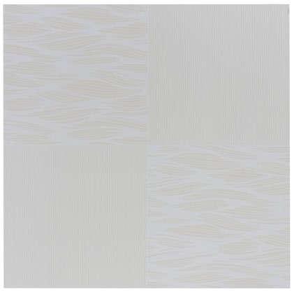Напольная плитка Эквилибрио 40х40 см 1.76 м2 цвет бежевый