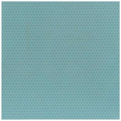 Напольная плитка Концепт 40х40 см 1.76 м2 цвет голубой