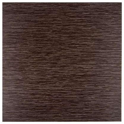Напольная плитка Лотос 40х40 см 1.6 м2 цвет коричневый