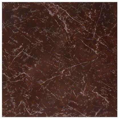 Напольная плитка Pietra 43x43 см 1.29 м2 цвет коричневый