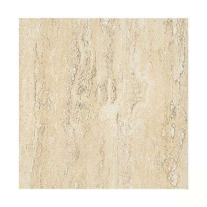 Напольная плитка Травертин 30х30 см 1.37 м2 цвет белый цена